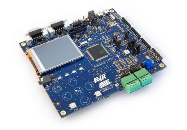 six weeks training in Avr Microcontroller