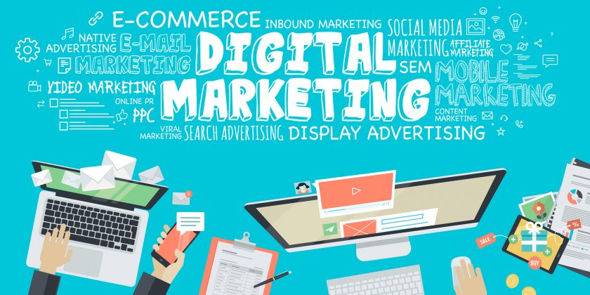 Six weeks training in Digital Marketing