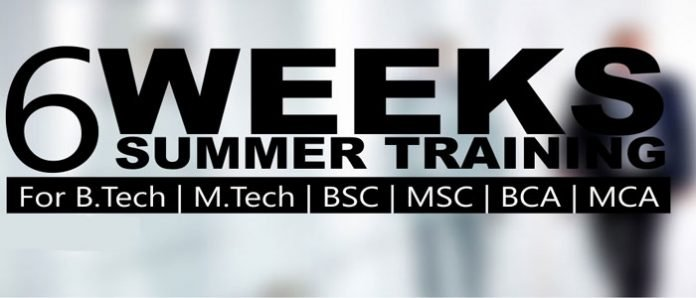 six weeks training in himachal